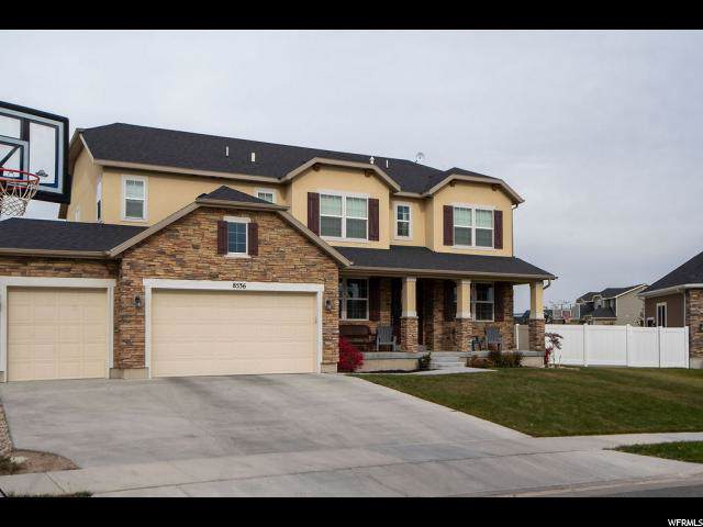 8536 S Dahill Ln, West Jordan, UT 84081 (#1637712) :: Red Sign Team