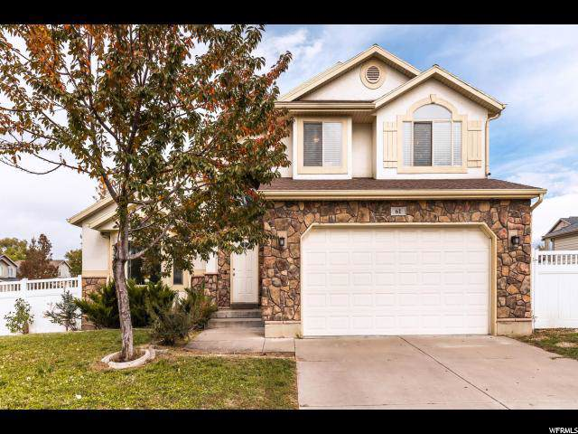 61 E Chelmes S, Clearfield, UT 84015 (#1637718) :: Red Sign Team