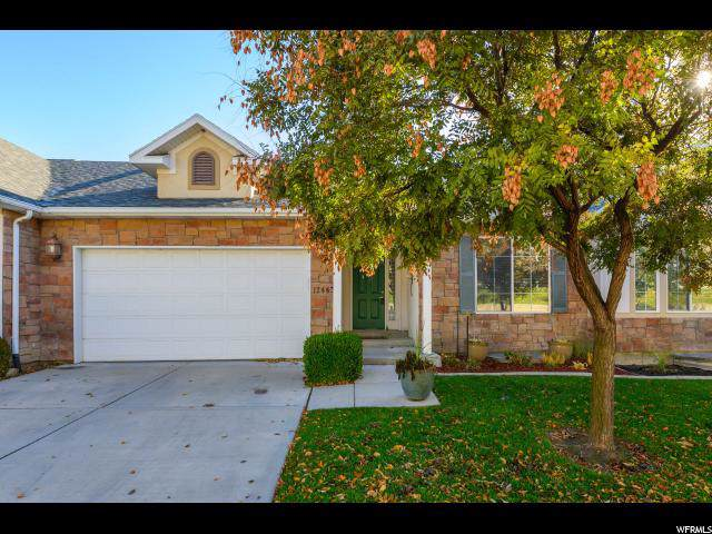 12443 S Tithing Ridge Dr W, Riverton, UT 84065 (#1637733) :: Big Key Real Estate
