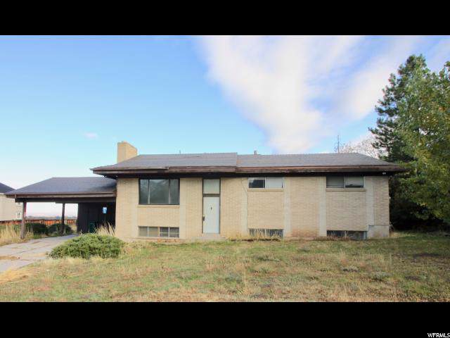 2525 Little Cottonwood Rd, Sandy, UT 84092 (#1637738) :: Colemere Realty Associates