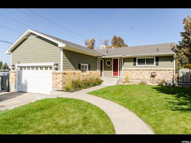213 E 1100 N, Logan, UT 84341 (#1637739) :: Bustos Real Estate | Keller Williams Utah Realtors