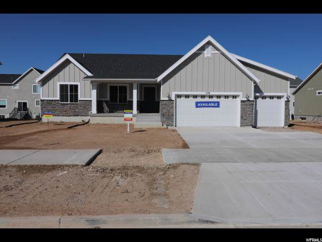 1118 S 4000 W Lot 5, Syracuse, UT 84075 (#1637741) :: Red Sign Team