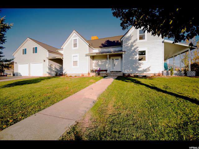 111 E 8900 S, Paradise, UT 84328 (#1637757) :: Bustos Real Estate | Keller Williams Utah Realtors