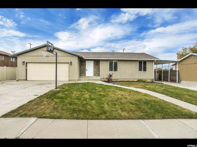 2326 W Zions Dr, Taylorsville, UT 84129 (#1637764) :: Exit Realty Success