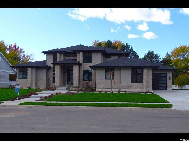 164 S Village Way E, Fruit Heights, UT 84037 (#1637765) :: Red Sign Team