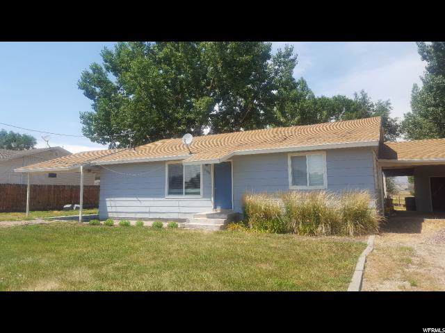 2398 W 1000 S, Vernal, UT 84078 (#1637771) :: Colemere Realty Associates