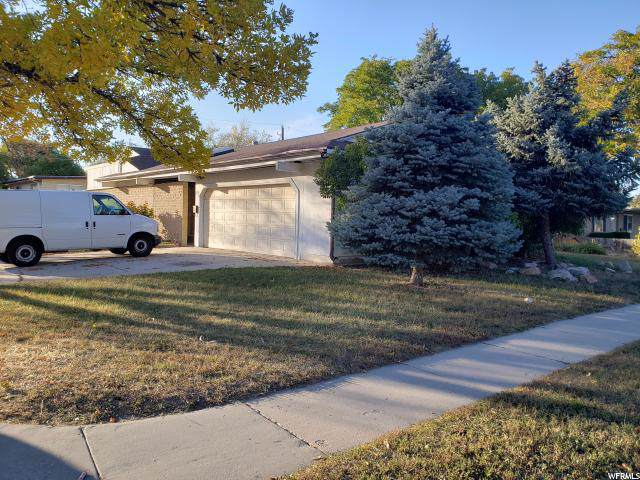 4414 W 3650 S, West Valley City, UT 84120 (#1637781) :: Colemere Realty Associates