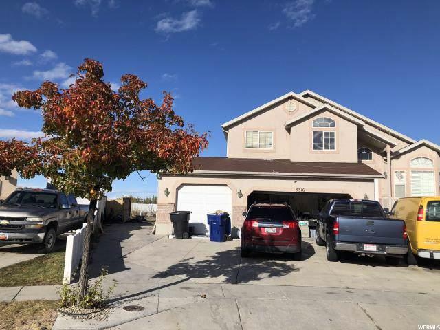 5316 Scenic Ridge Cir W, Salt Lake City, UT 84118 (#1637783) :: Exit Realty Success