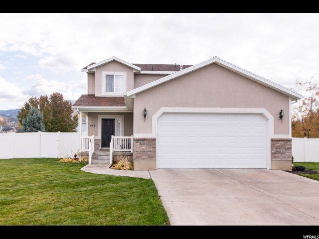 450 Maple Cir, North Logan, UT 84341 (#1637784) :: Bustos Real Estate | Keller Williams Utah Realtors