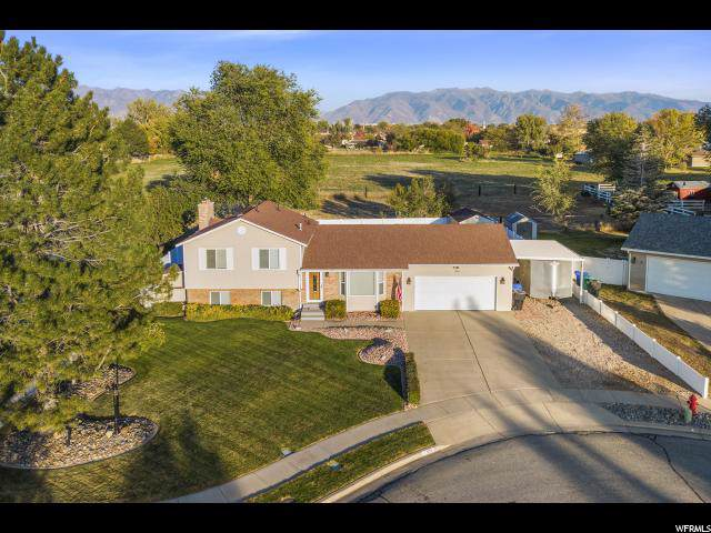 856 N 3200 W, West Point, UT 84015 (#1637809) :: Red Sign Team
