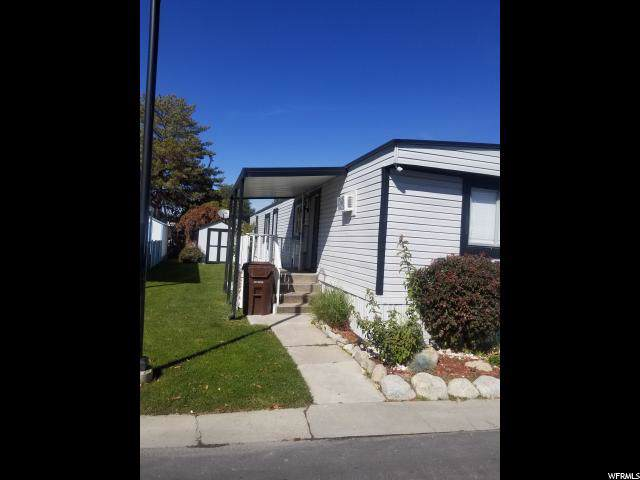 1266 S Dove St W #1266, Taylorsville, UT 84123 (#1637811) :: Big Key Real Estate