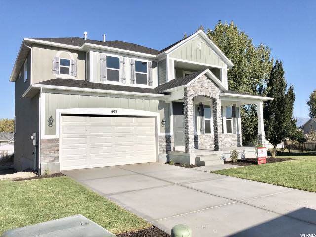 593 S Creekside Dr W, Lehi, UT 84043 (#1637815) :: The Fields Team