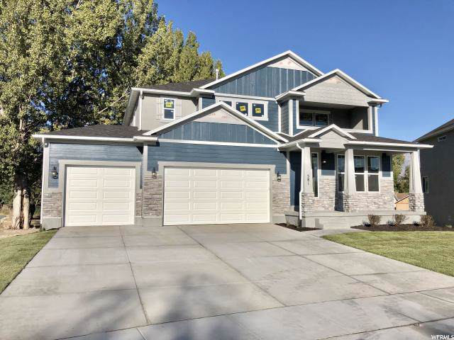 581 S Creekside Dr, Lehi, UT 84043 (#1637816) :: The Fields Team
