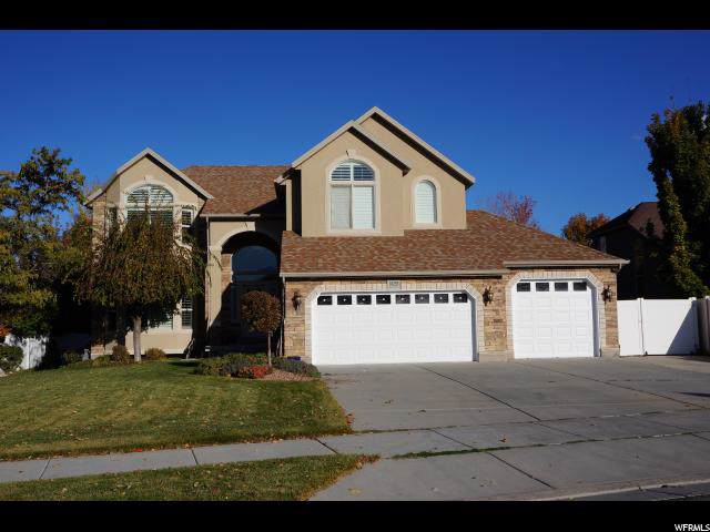 10255 S Spruce Leaf Dr W, South Jordan, UT 84009 (#1637822) :: Big Key Real Estate