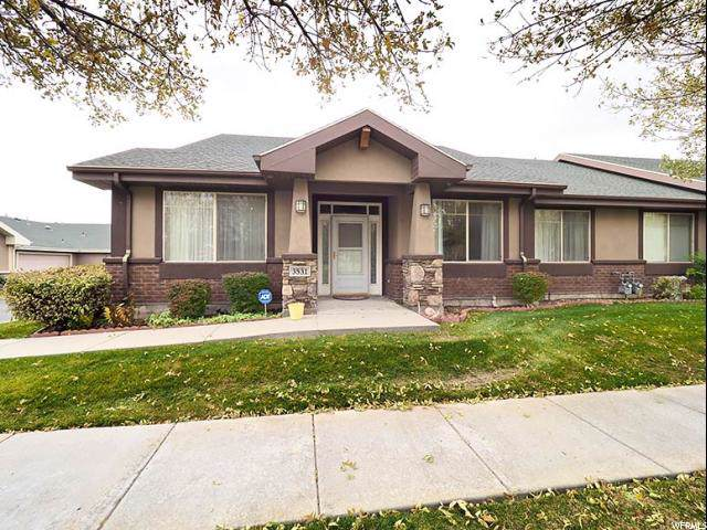 3531 W Green Springs Ln S, Taylorsville, UT 84129 (#1637827) :: Exit Realty Success