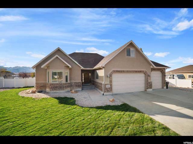 344 N Saddle Rd E, Grantsville, UT 84029 (#1637832) :: Colemere Realty Associates