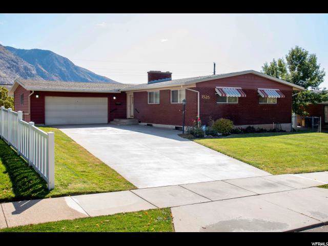 1525 Sunview Dr, Ogden, UT 84404 (#1637838) :: Red Sign Team