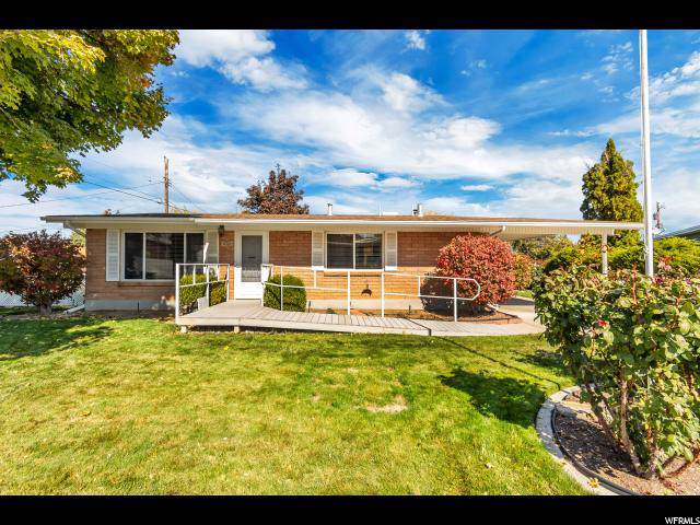 5700 W 3640 S, West Valley City, UT 84128 (#1637840) :: Big Key Real Estate