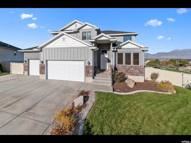 544 W Regal View Dr, Saratoga Springs, UT 84045 (#1637841) :: Action Team Realty