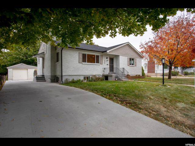 223 E 100 N, Bountiful, UT 84010 (#1637850) :: Colemere Realty Associates