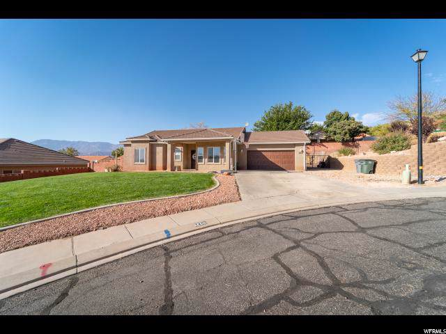 145 E 270 N, La Verkin, UT 84745 (#1637859) :: Red Sign Team