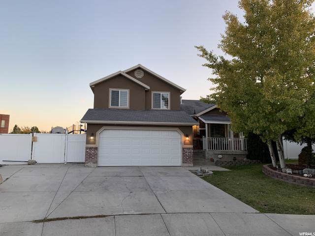 3394 S Shalise Cir, West Valley City, UT 84120 (#1637862) :: Big Key Real Estate