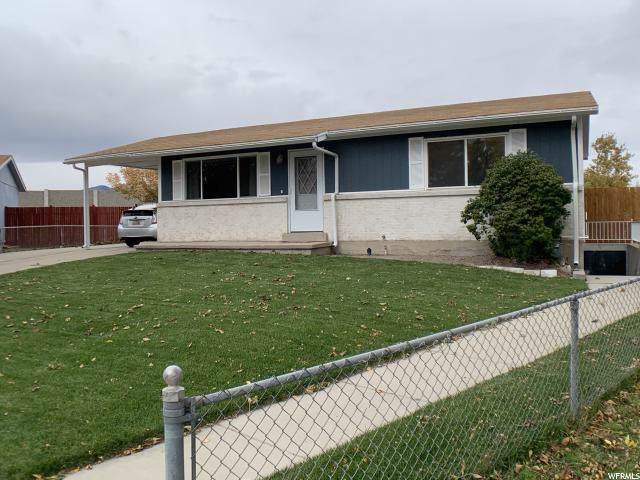 3578 W 8245 S, West Jordan, UT 84088 (#1637868) :: Big Key Real Estate