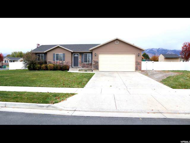 192 N 600 W, Smithfield, UT 84335 (#1637870) :: Bustos Real Estate | Keller Williams Utah Realtors