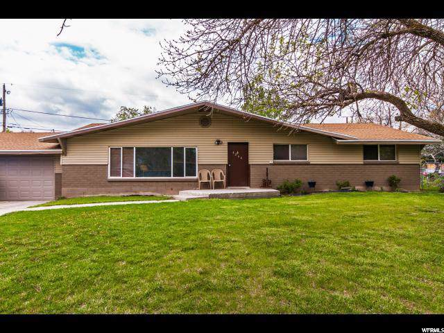 6266 S Margray Dr W, Taylorsville, UT 84129 (#1637887) :: Big Key Real Estate