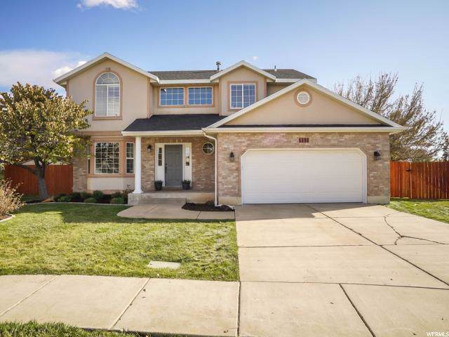 1146 E 3325 N, Layton, UT 84040 (#1637922) :: Doxey Real Estate Group