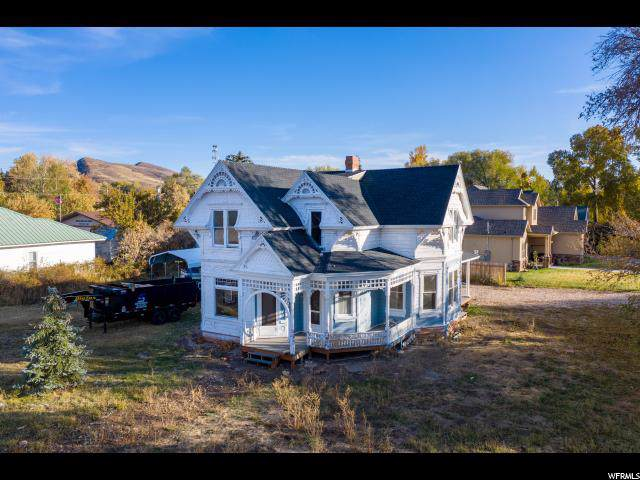 82 N 100 W, Kamas, UT 84036 (#1637936) :: Doxey Real Estate Group