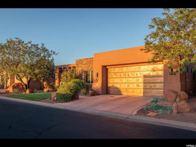 2410 W Entrada Trl #15, St. George, UT 84770 (#1637937) :: Colemere Realty Associates