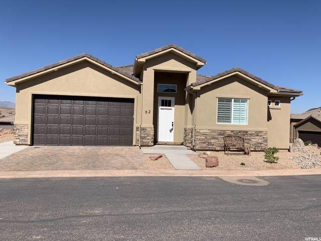 2261 S Tonaquint #62, St. George, UT 84770 (#1637942) :: Bustos Real Estate | Keller Williams Utah Realtors