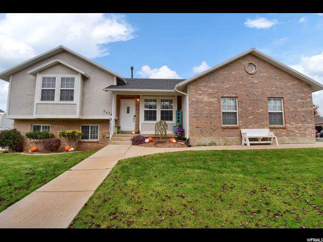 2474 W 600 N, West Point, UT 84015 (#1637952) :: Doxey Real Estate Group