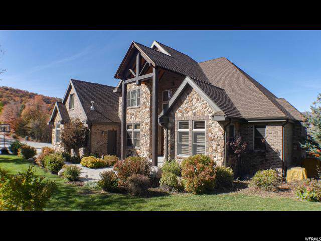 9172 E Falcon Way #9, Huntsville, UT 84317 (#1637954) :: Keller Williams Legacy