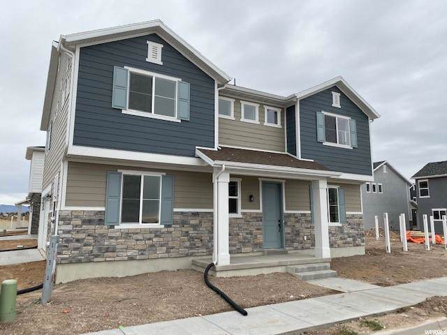 1622 W Parkview Dr S, Syracuse, UT 84075 (#1637955) :: Colemere Realty Associates