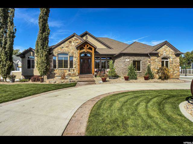 1425 E Tanburhan Ln S, Draper, UT 84020 (#1637959) :: Bustos Real Estate | Keller Williams Utah Realtors