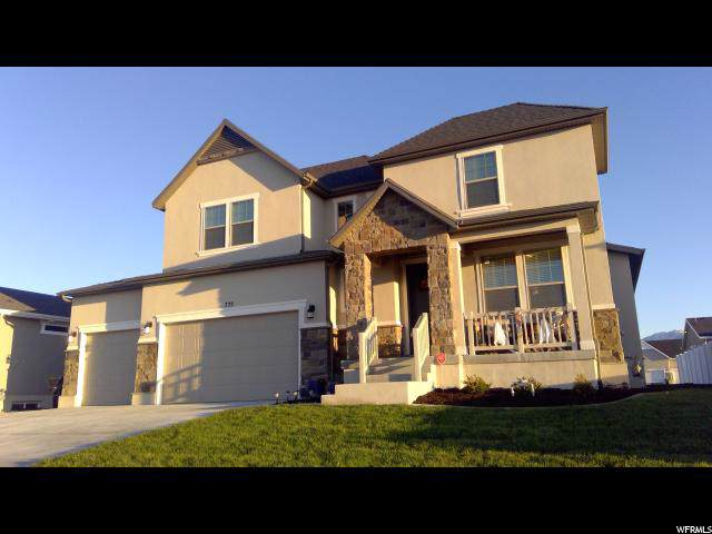 775 W Montauk Ln N, Stansbury Park, UT 84074 (MLS #1637962) :: Lawson Real Estate Team - Engel & Völkers