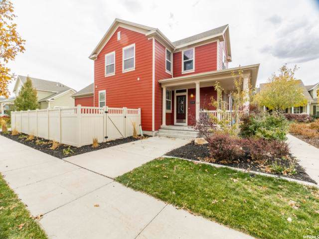 11458 S Open View Ln W, South Jordan, UT 84095 (#1637963) :: Colemere Realty Associates