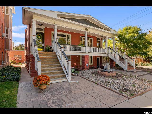 24 E 300 N #2, Salt Lake City, UT 84114 (#1637966) :: The Fields Team