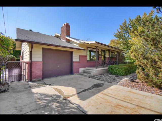 85 W 300 N, Clearfield, UT 84015 (#1637967) :: Doxey Real Estate Group