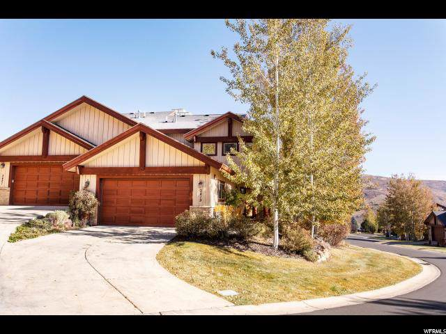3419 W Cedar Dr, Park City, UT 84098 (#1637979) :: Doxey Real Estate Group