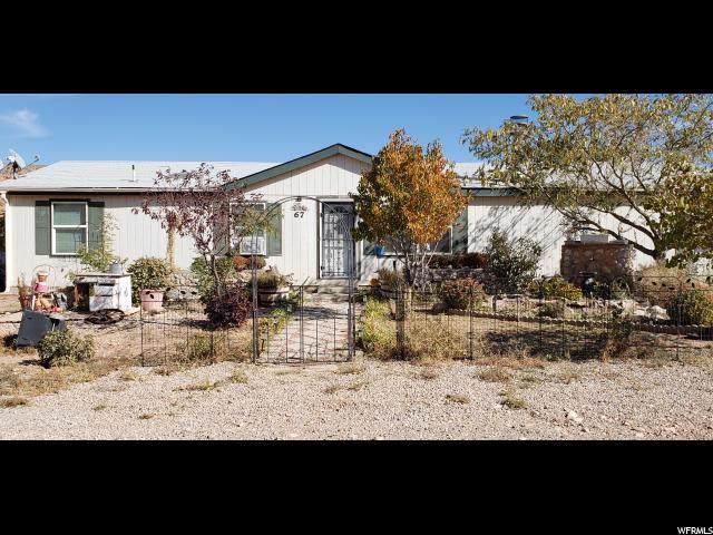 67 S N. Mount Peale, Moab, UT 84532 (MLS #1638002) :: High Country Properties