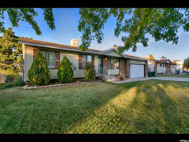 6656 W Castle View Dr S, West Valley City, UT 84128 (#1638015) :: Colemere Realty Associates