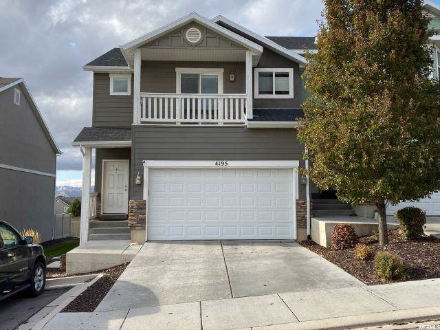 4195 N Cresthaven Ln, Lehi, UT 84043 (#1638029) :: RE/MAX Equity