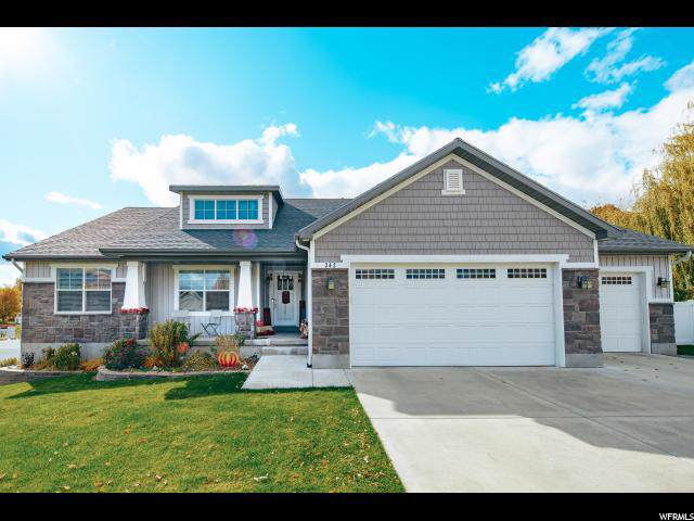 342 S 400 E, Hyrum, UT 84319 (#1638031) :: Colemere Realty Associates