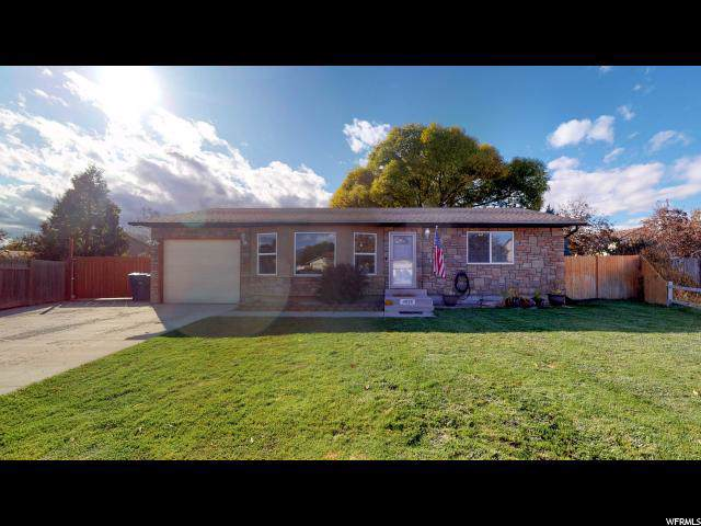 4038 W Hazy Cir W, Taylorsville, UT 84129 (#1638055) :: Exit Realty Success