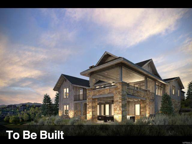 7072 Painted Valley Pass, Park City, UT 84098 (#1638059) :: Colemere Realty Associates