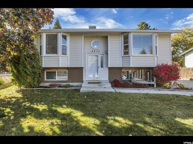 4634 S Poseidon Dr W, West Valley City, UT 84120 (#1638093) :: Colemere Realty Associates