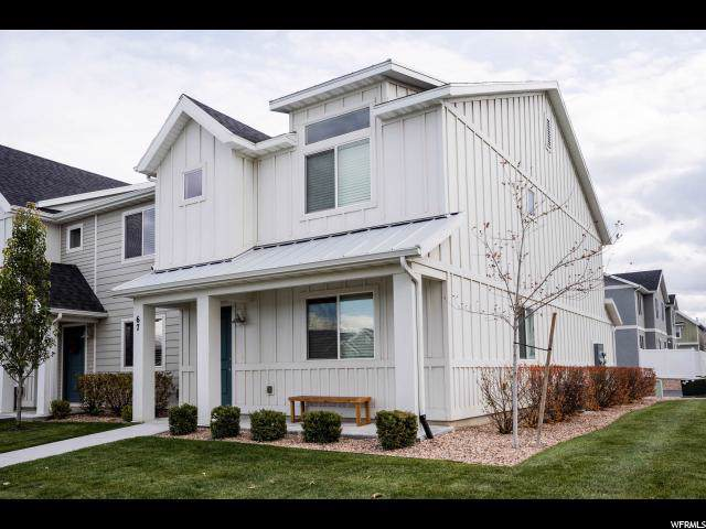 67 E Legacy Pkwy, Saratoga Springs, UT 84045 (#1638133) :: Red Sign Team